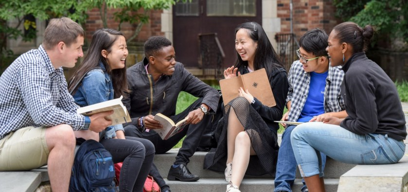 university preparation for international high school students yale